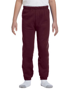 973B Youth 8 oz. NuBlend® Fleece Sweatpants