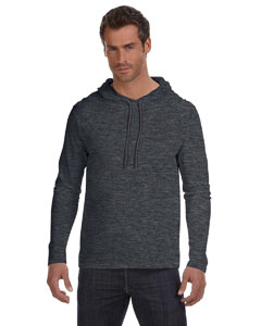 987AN Lightweight Long-Sleeve Hooded T-Shirt