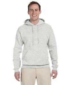 Wholesale Jerzees 996 Adult 8 oz. NuBlend® Fleece Pullover Hood - ASH