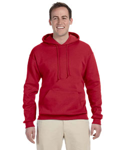 996MT Adult Tall 8 oz. NuBlend® Hooded Sweatshirt