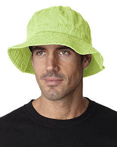 ACVA101 Vacationer Pigment Dyed Bucket Hat
