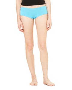 B491 Ladies' Cotton/Spandex Shortie