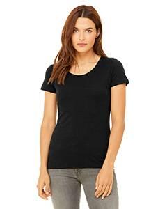B8413 Ladies' Triblend Short-Sleeve T-Shirt