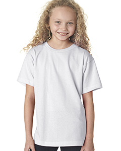 BA4100 Youth Youth Short-Sleeve Tee