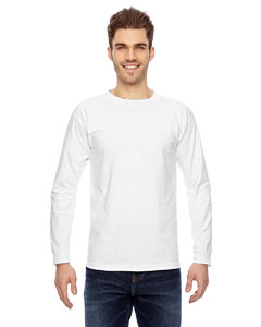 BA6100 Adult Adult Long-Sleeve Tee