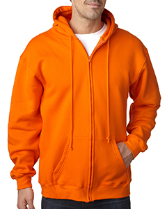 BA900 Adult Adult Hooded Full-Zip Fleece