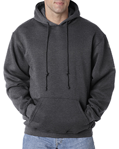 BA960 Adult Adult Hooded Pullover Fleece