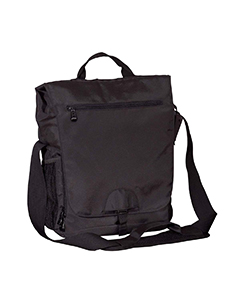 BE043 Vertical Messenger Tech Bag