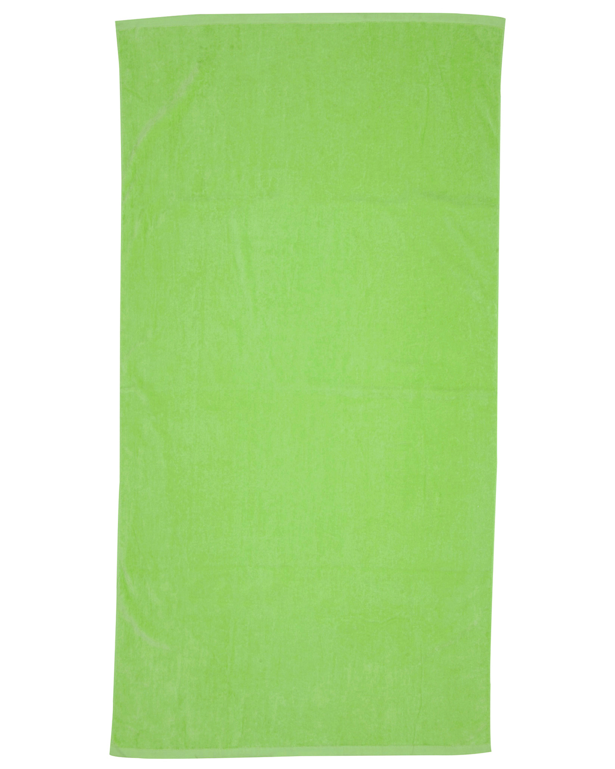 Wholesale Pro Towels BT10 Jewel Collection Beach Towel - APPLE GREEN