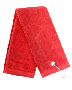 C1624TG Legacy Trifold Golf Towel with Grommet