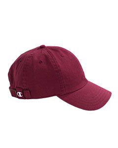 C4001 Brushed Cotton 6-Panel Cap