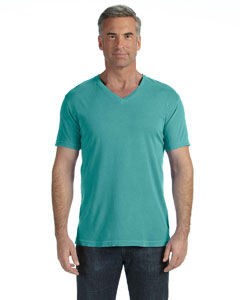 C4099 Adult 5.4 oz. V-Neck T-Shirt