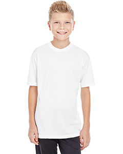 C5200 Youth 100% Poly Performance Short-Sleeve T-Shirt