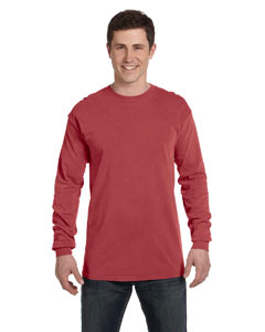 C6014 Adult 6.1 oz. Long-Sleeve T-Shirt