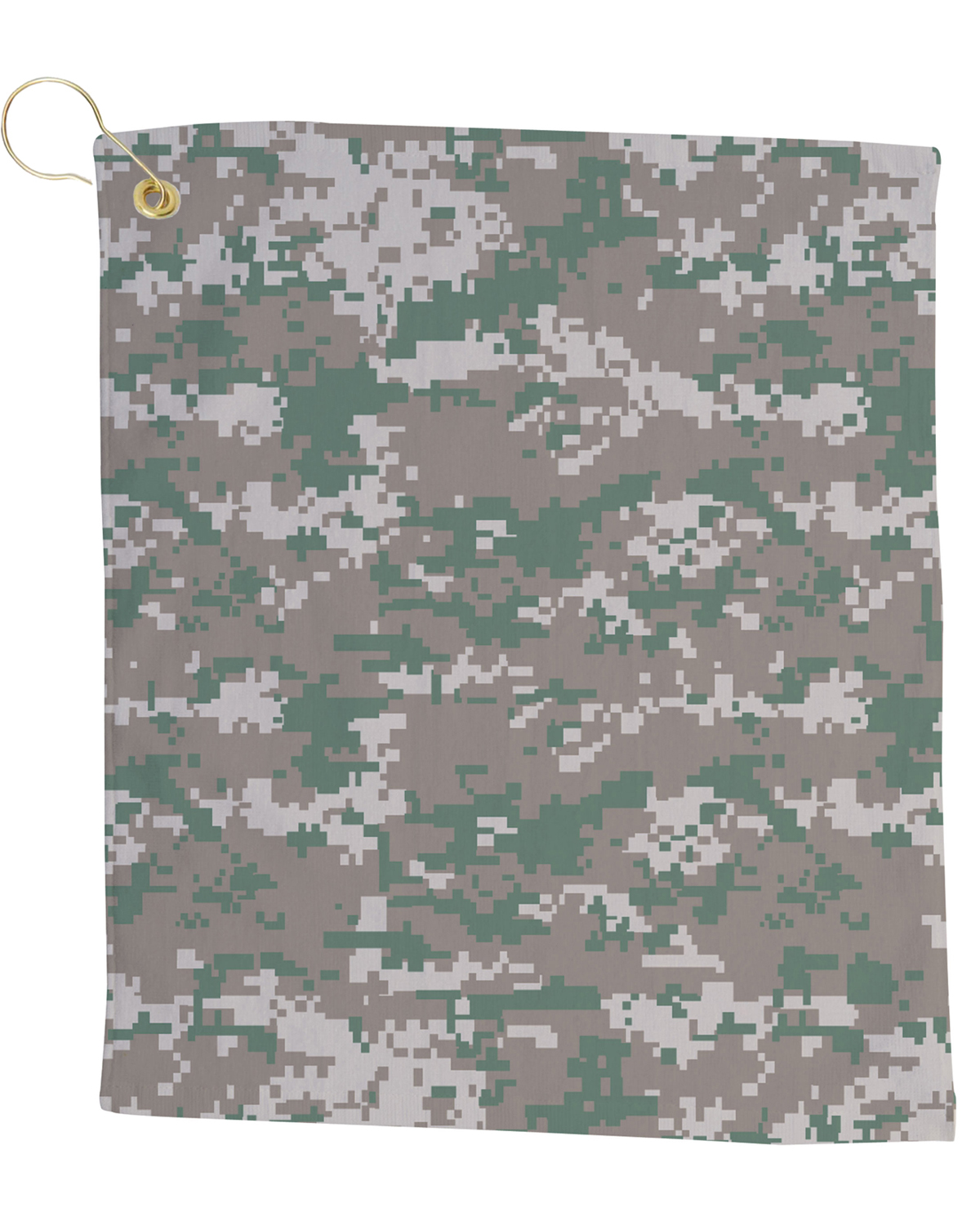 CAM18CG Small Camo Golf Towel