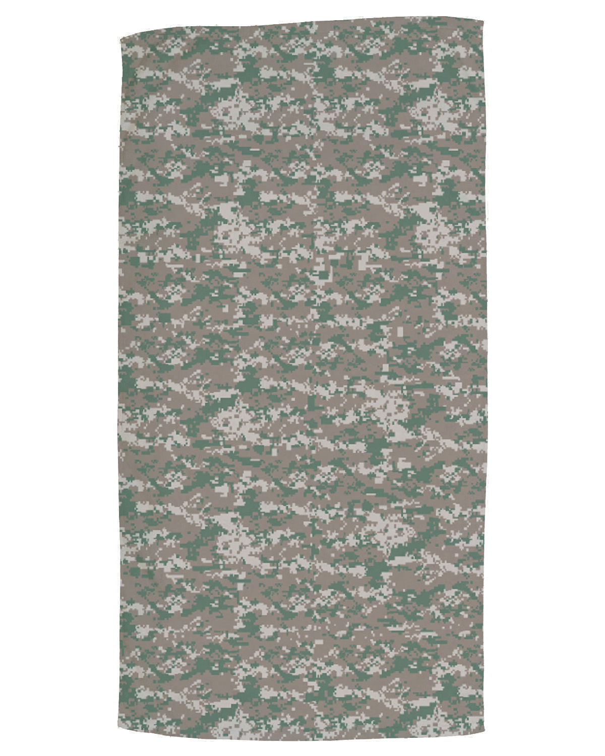 CAMOD10 Camo Beach Towel