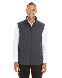 CE701 Men's Cruise Two-Layer Fleece Bonded Soft Shell Vest