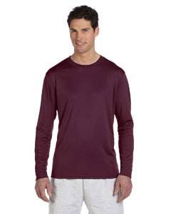 CW26 4.1 oz. Double Dry® Long-Sleeve Interlock T-Shirt
