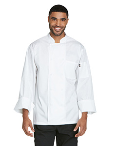DC410 Unisex Cool Breeze Chef Coat