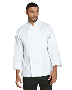 DC45 Unisex Classic 8 Button Chef Coat