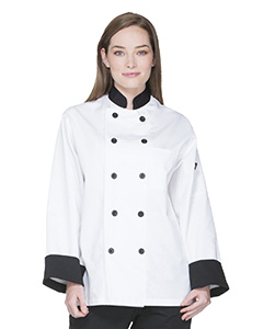 DC46 Unisex Classic 10 Button Chef Coat