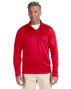 DG440 Men's Stretch Tech-Shell® Compass Quarter-Zip