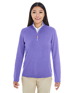 DG479W Ladies' DRYTEC20™ Performance Quarter-zip