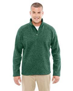DG792 Adult Bristol Sweater Fleece Quarter-Zip