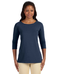 DP192W Ladies' Perfect Fit™ Ballet Bracelet-Length Knit Top