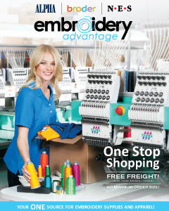 EMBCAT Embroidery Advantage Catalog
