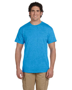 Wholesale Gildan G200 Adult Ultra Cotton® 6 oz. T-Shirt - HEATHER SAPPHIRE