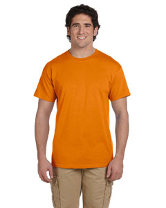 Wholesale Gildan G200 Adult Ultra Cotton® 6 oz. T-Shirt - SAFETY ORANGE
