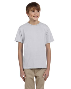Wholesale Gildan G200B Youth Ultra Cotton® 6 oz. T-Shirt - ASH GREY