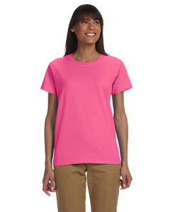 G200L Ladies' Ultra Cotton® 6 oz. T-Shirt
