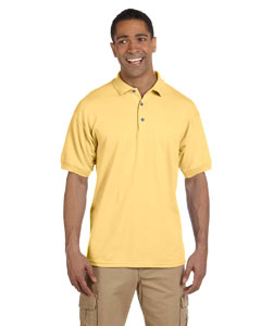 G380 Adult Ultra Cotton® 6.5 oz. Piqué Polo
