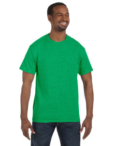 Wholesale Gildan G500 Adult 5.3 oz. T-Shirt - ANTIQ IRISH GRN