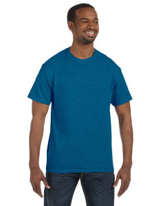 Wholesale Gildan G500 Adult 5.3 oz. T-Shirt - ANTIQUE SAPPHIRE