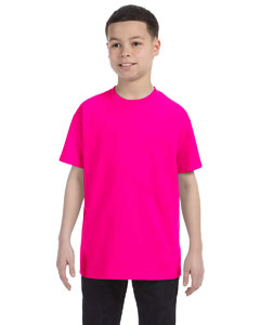 Wholesale Gildan G500B Youth 5.3 oz. T-Shirt - HELICONIA