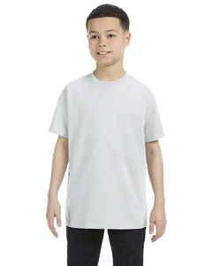 Wholesale Gildan G500B Youth 5.3 oz. T-Shirt - ASH GREY