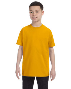 Wholesale Gildan G500B Youth 5.3 oz. T-Shirt - GOLD