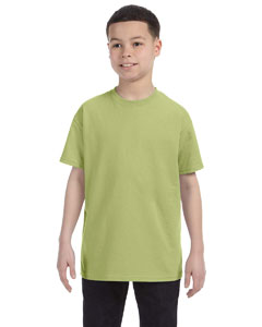 Wholesale Gildan G500B Youth 5.3 oz. T-Shirt - KIWI