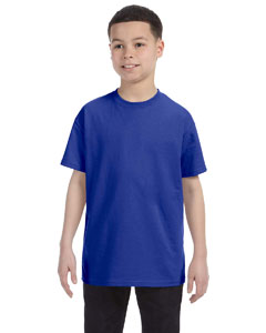 Wholesale Gildan G500B Youth 5.3 oz. T-Shirt - COBALT