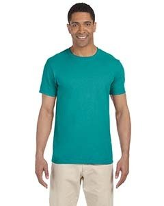 Wholesale Gildan G640 Adult Softstyle®  4.5 oz. T-Shirt - JADE DOME