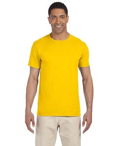 Wholesale Gildan G640 Adult Softstyle®  4.5 oz. T-Shirt - DAISY