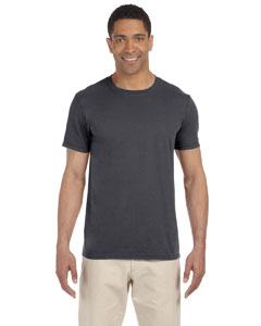 Wholesale Gildan G640 Adult Softstyle®  4.5 oz. T-Shirt - CHARCOAL