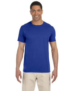 Wholesale Gildan G640 Adult Softstyle®  4.5 oz. T-Shirt - ROYAL
