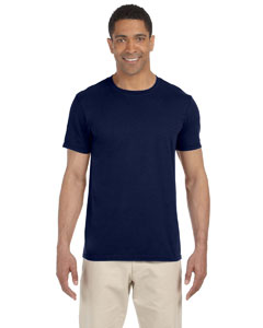 Wholesale Gildan G640 Adult Softstyle®  4.5 oz. T-Shirt - NAVY