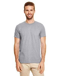 Wholesale Gildan G640 Adult Softstyle®  4.5 oz. T-Shirt - GRAPHITE HEATHER