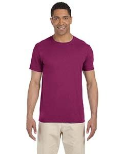 Wholesale Gildan G640 Adult Softstyle®  4.5 oz. T-Shirt - BERRY