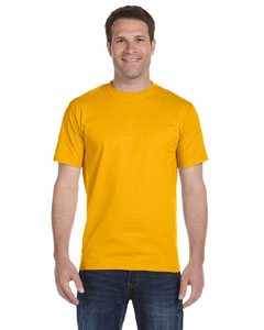 Wholesale Gildan G800 Adult DryBlend® 5.6 oz., 50/50 T-Shirt - GOLD